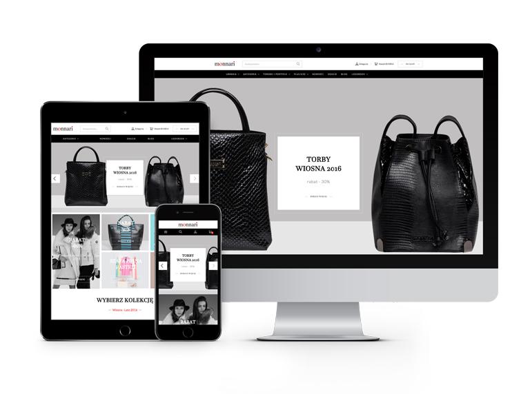 Sklep-Monnari-w-responsive-web-design